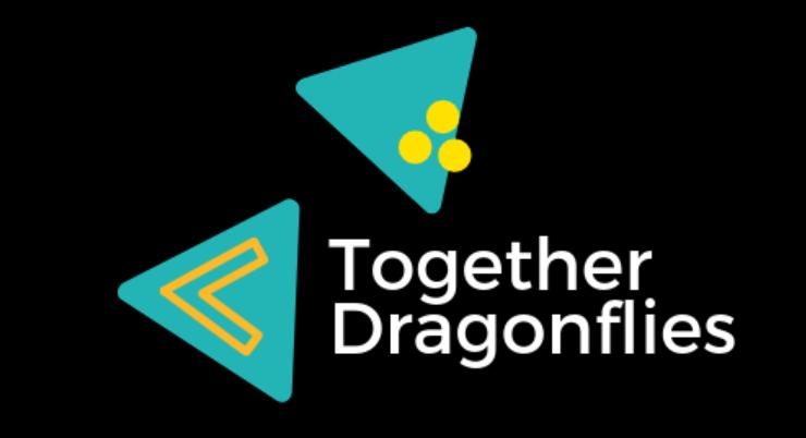 Together Dragonflies